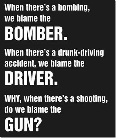 Gun-Blaming
