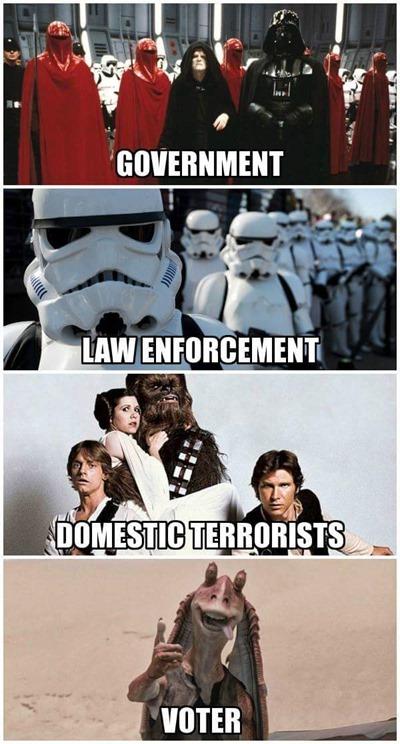 star wars politics