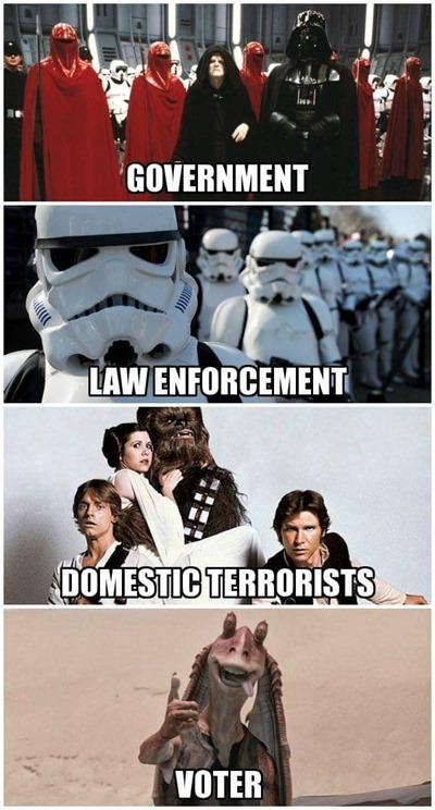 star wars politics