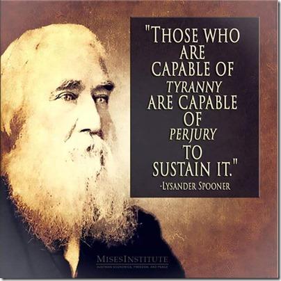 capable of tyranny