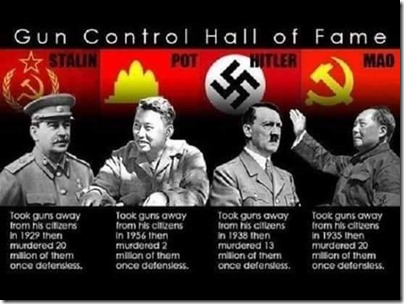 gun control hall of fame