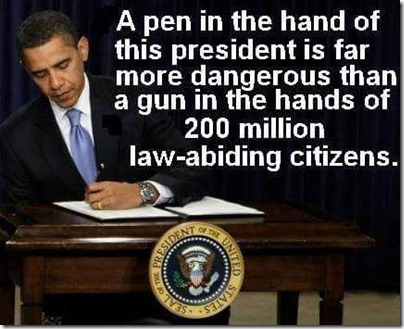 presidents pen