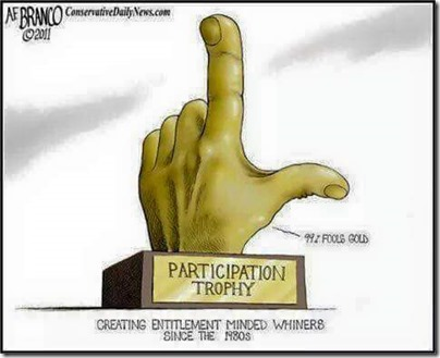 participation award
